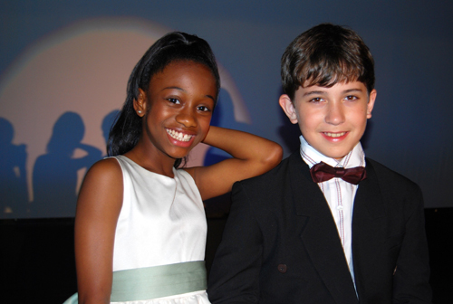 Maya Patterson and Alex Vandeerlin